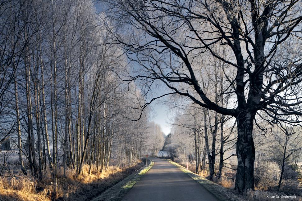 Unterwegs in der Mittelgebirgsregion im Dreiländereck Deutschland ...
