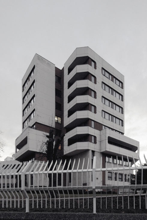 Alte Botschaft Rumänien Generalkonsulat