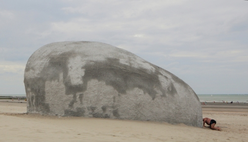 Belgien Küste Kunst Beaufort04 2012