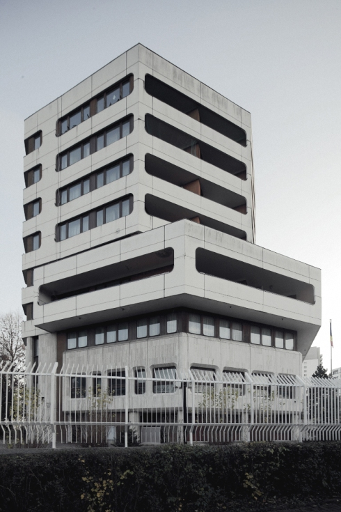 Bonn Römerlager Rumänien Botschaft