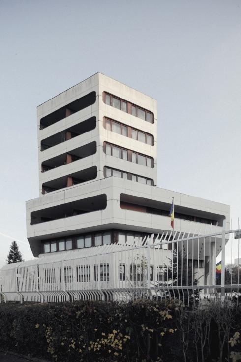 Bonn Römerlager Rumänien Konsulat