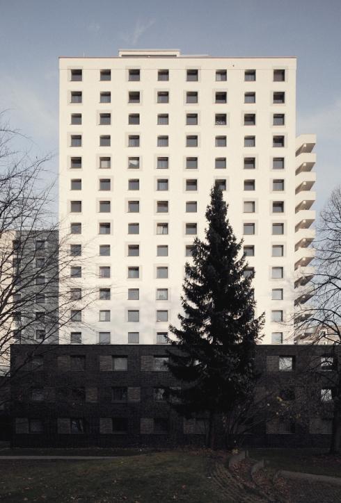 Bonn Römerlager Uni Wohnheim
