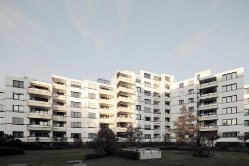 Bonn Römerlager Wohnung hochhaus