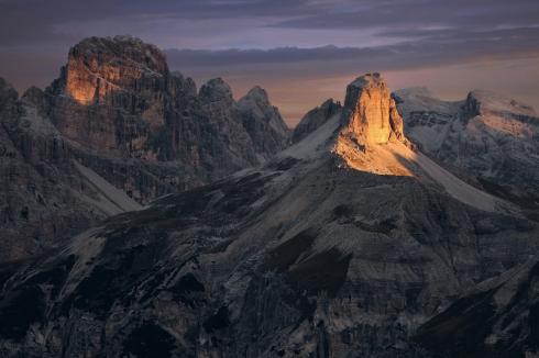Dolomiten Alpen schönste Gipfel