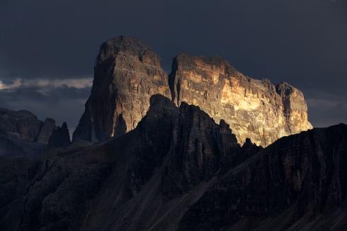 Dolomiten Drei Zinnen Zwölfer Klettern