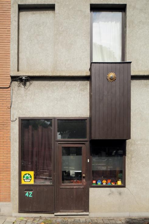 Gent Belgien Streetart