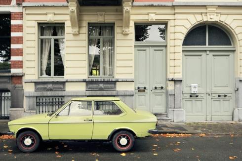 Oldtimer belgien Opel