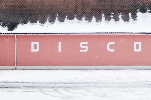 Diskothek Discothek Disco Rast b22