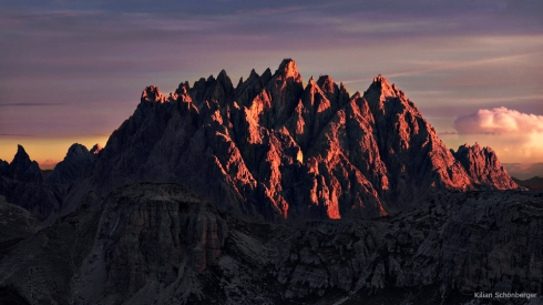 Alpen Foto Natur Haunold dolomiten