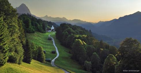 Alpen Kirche Kapelle Heiligtum