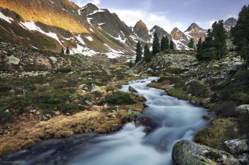 Alpen Natur Idylle  Geheimtipp