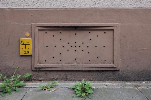 Ornament Gründerzeit Kohleklappe Köln Architektur