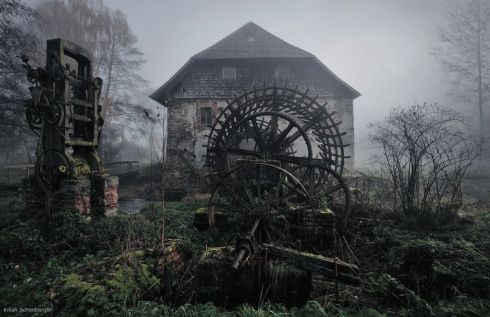 Mühle Oberpfälzer Wald