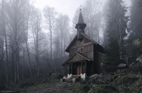 Waldkapelle Böhmerwald
