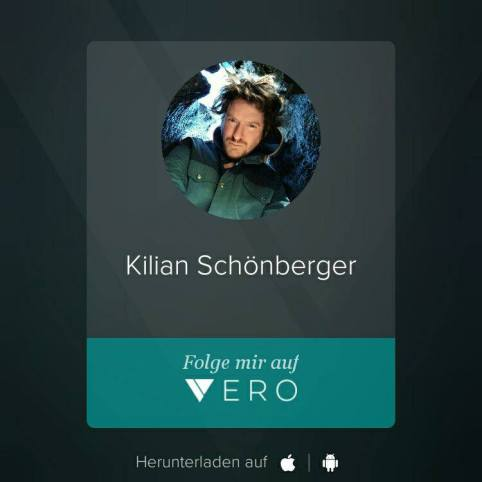 vero profil kilian schönberger fotograf photography